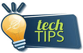 Technology Tips Newsletter for Families
